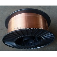 Gas shielded welding wire SV08G2S