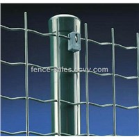 Green PVC Coated Holland Fence