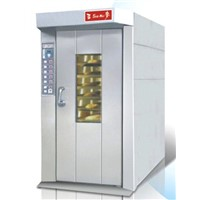 Guangzhou Sunmat High Quality Narrow Surface Rotary Oven With 32 Trays