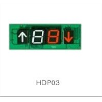 HDP03 Segment LED display