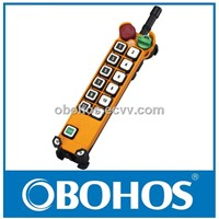 HS-12S Wireless Industrial Control Remote Pendant for Conveyor