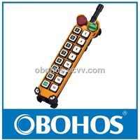 HS-15S Industrial Radio Remote Control Pendant for Crane Hoist Winch