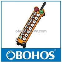 HS-16S Industrial Wireless Remote Control Switch for Crane Hoist Winch