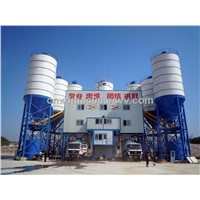 HZSR Series Ready Mix Concrete Batching Plant/cement mixer