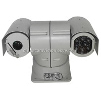 High Speed Cradle Head Infrared Dome (model CVVTL)