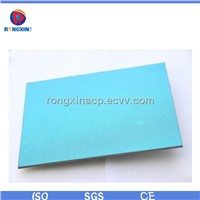 High performance decorative fireproof aluminum composite panel