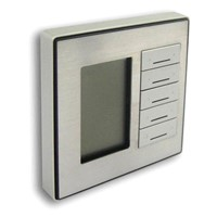 Home Automation All in One Wall Switch Design Panel for Light HVAC Music Curtain Security