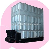Horizontal Chain Grate Coal-fired Thermal oil Heater