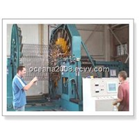 International Cage welding machine for Concrete pipes of MBK technology HGZ3000