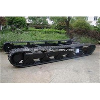 Hot Sell 8 Ton Rubber Track Undercarriage (RT8000)