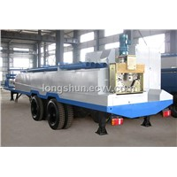 K span automatic arch roofing building machine made in china