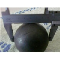Low chromium cast grinding balls