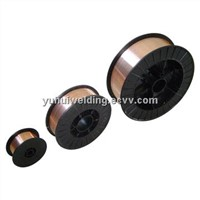 MIG/MAG welding wire copper coated wire