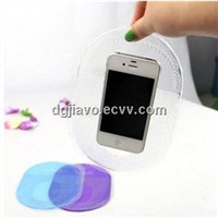 Magic power mobile phone sticky pad