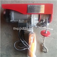 Mini  250kgs Electric Wire Rope Hoist