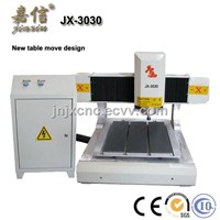 JX-3030  JIAXIN Small metal engraving cnc router machine