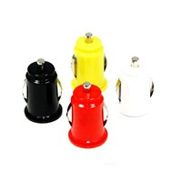 Mini Dual USB Car Charger (MINI-J)
