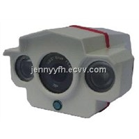 Mini small outdoor security CCTV IP camera with 40m IR night vision 24 hours for outdoor monitoring