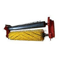 Motorless Brush Belt Cleaner for conveyor belt system