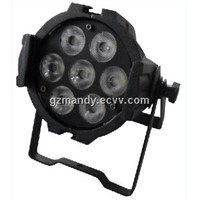 New Stage LED 7bulbs 3in1/4in1 /5in1 Par Light