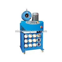 New design /large opening/high quality/famous brand hose crimping machine manufacture in China