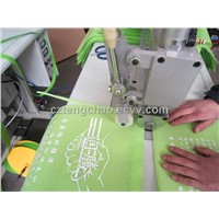 Non Woven Shopping Bag Ultrasonic Sewing Machine TC-60