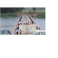 PONTOON BRIDGE (FLOATING BRIDGE)