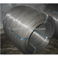 PRIME HOT ROLLED CARBON STEEL WIRE ROD IN COILS