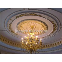 PU ceiling Medallions, ceiling tiles, cornice
