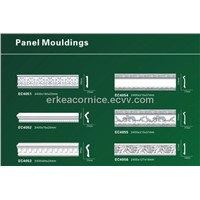 PU panel mouldings