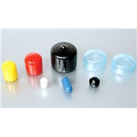 REACH/RoHS PVC Caps, PVC End Protection