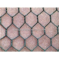 PVC Coated Hexagonal Wire Mesh/ Chicken Wire Mesh