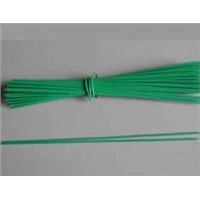 PVC coated straight and cut wire facilitating daily uses