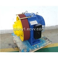Permanent Magnet Synchronous Geared planet Elevator Motor