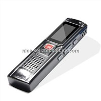 Portable multi-function digital voice recorder