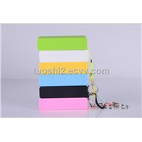 Portable power bank cheap but real capacity 2000/2200/2600mah,Lowest $2.1/p