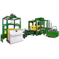 QT8-15 cement hollow block making machine,high quality brick making machine