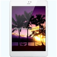 Quad Core tablet PC 16G ROM dual camera with phone call GPS function