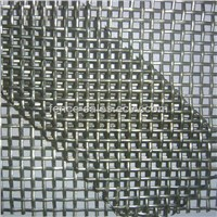 SS04 Stainless Steel Crimped Wire Mesh (Anping Supplier)
