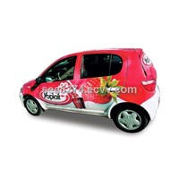 Self Adhesive Vinyl (Vehicle graphics,Car wrapping vinyl)