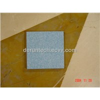 Shinny Light Blue Architectural Glass Panel Thick Glass Panels