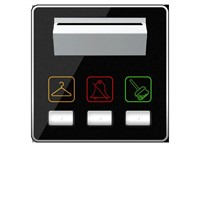 Smart-Bus LED Hotel Card Panel for Sale