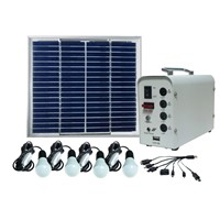 Solar Light System / Solar Lamp (M326)