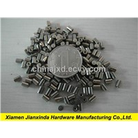 Stainless steel insert nuts M1.2
