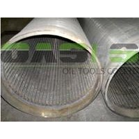 Stainless steel wedge wire screens