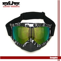 Stripe Motorcycle Riding Goggles with Nose Protection Best Selling Goggles
