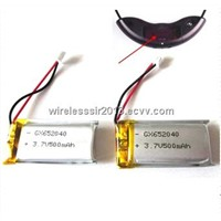 TV Listening Device Rechargeable battery for TV LOVER Series