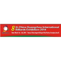 The 8th China Guangzhou International Billiards Exhibition (GBE2014)