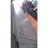 Titanium Sheets for HEAT EXCHANGER