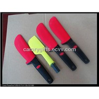Top selling home silicone knife,cake tools